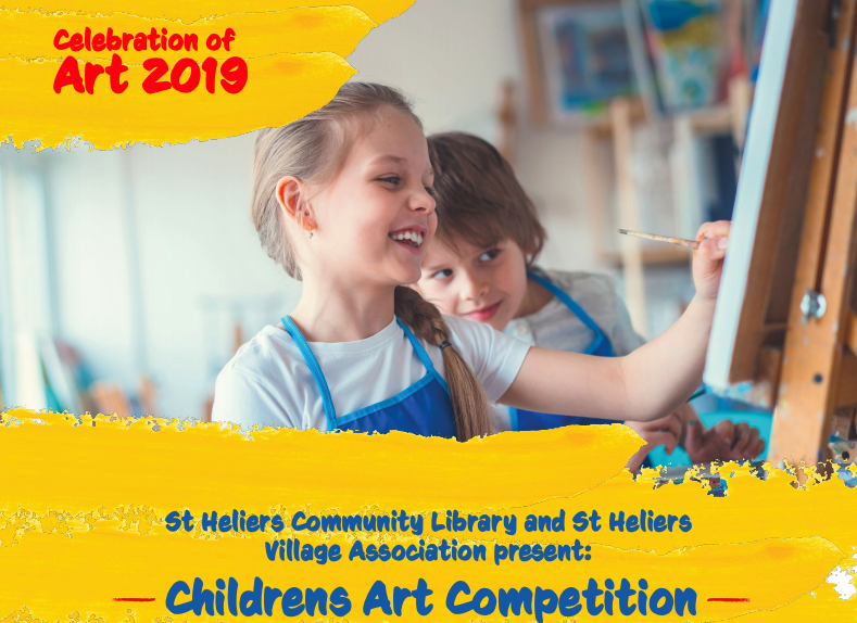 Colour Me Happy: Art Competition